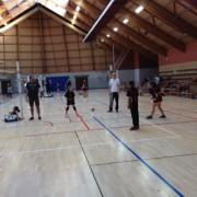 Plateau Poussines du 08/11/2015 au COSEC de Bourtzwiller